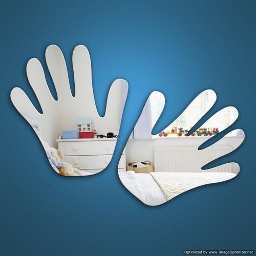 Childrens Mirrors - Baby Hands Mirror