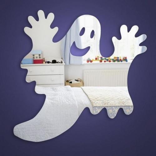 Childrens Mirrors - Friendly Ghost Mirror