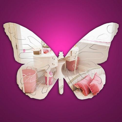 Kids Mirrors - Butterfly Mirror
