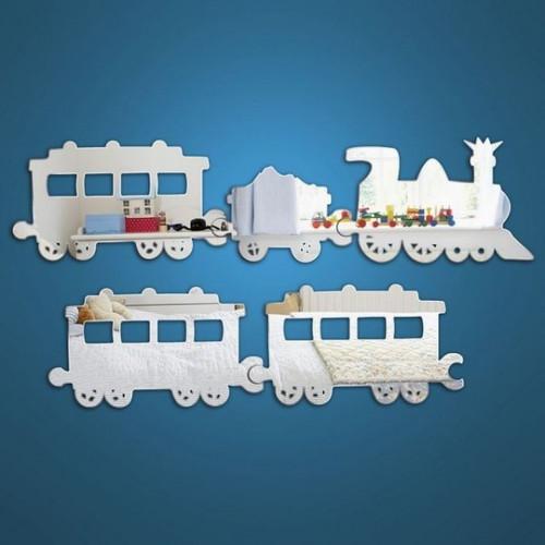 Kids Mirrors - Train Mirror