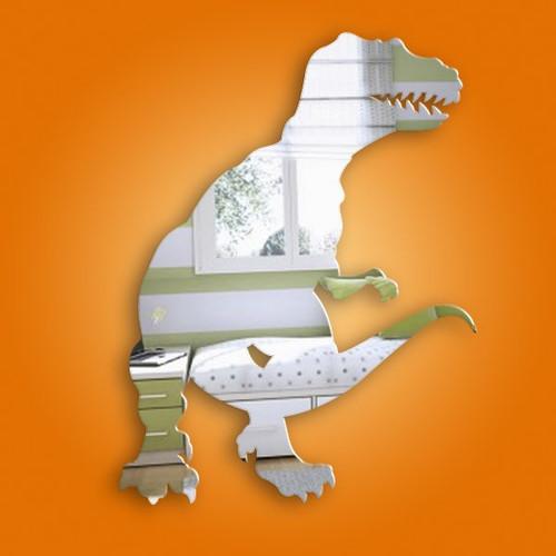 Kids Mirrors - Tyrannosaurus Rex Mirror