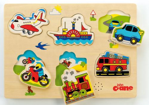John Crane Transport Sounds Puzzle