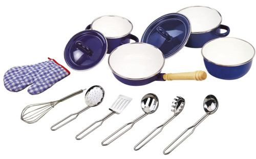 John Crane Kitchenware Set