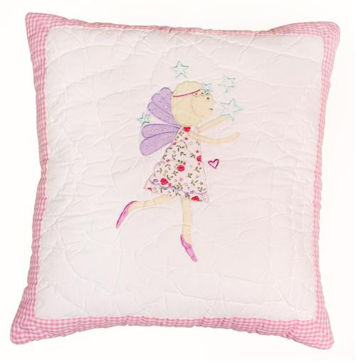 Fairy Cushion - Childrens Bedroom