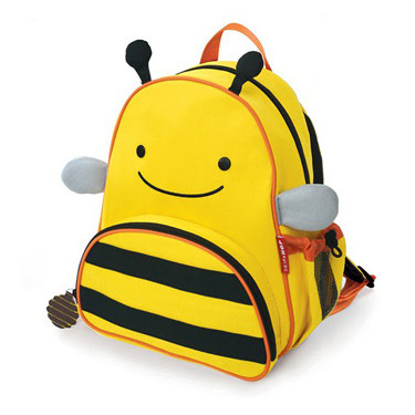 Skip Hop Zoo Pack Bee - Childrens Backpacks