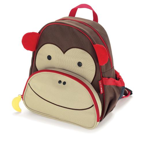 Skip Hop Zoo Pack Monkey - Childrens Backpacks