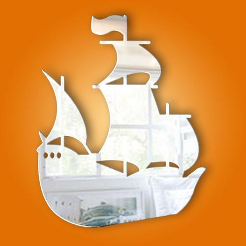 Childrens Mirrors - Pirate Ship Mirror