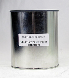 Gelcoat Resin - Premium, Pure White