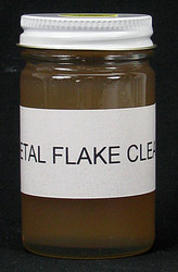 Metal Flake Clear