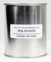 Neutral Gelcoat Paste (Light beige in color)