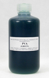 PVA (Polyvinyl Alcohol) Clear or Green