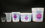 Plastic Graduated Cups
