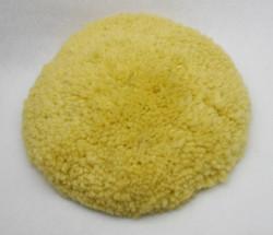Yellow polishing pad