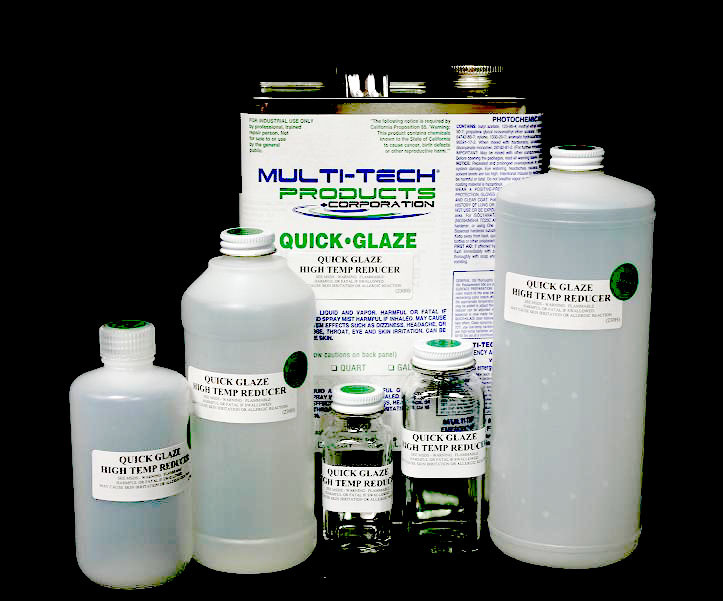 Quick Glaze High Temp Reducer Multi Tech Products Store
