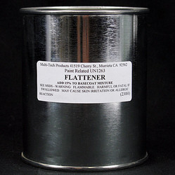 Flattener Additive