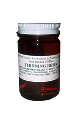 Thinning Resin For Polyester Fillers & Putties