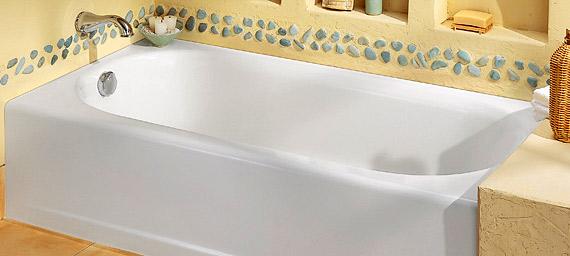 Idealcast Americast Bath Tub