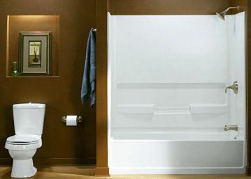 Vikrell Bath Tub