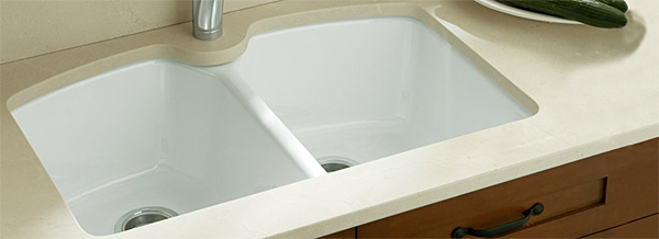 Cast Iron/Porcelain Sink