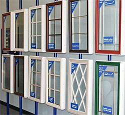 Plastic Window Frames