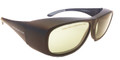 LG-090N Holmium & CO2 Laser Glasses - EN207 - Lightweight Polycarbonate lens
