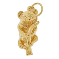 Koala Bear 14k Gold Charm