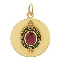 Vintage Indiana University 14k Gold Charm