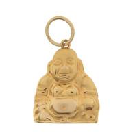 Vintage Buddha 14k Gold Charm