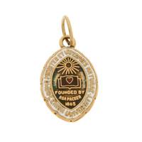 Vintage Lehigh University Seal 10k Gold Charm