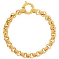 """""""Gabriella"""" 14K Gold Charm Bracelet"""