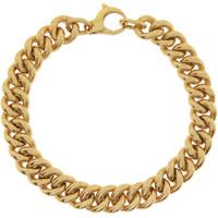 """Chloe"" 14K Gold Charm Bracelet"