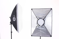 Stellar  Gemini Duel Purpose Led Soft Boxes