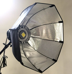 Stellar Sofbox Professional LED Light w/ Single Chip Technology STL-JR10000