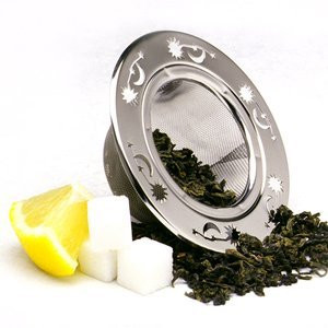 stars and moon tea infuser