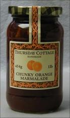 Thursday Cottage Marmalade Chunky Orange 454g jar