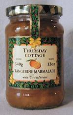 Thursday Cottage Marmalade Tangerine 454g jar