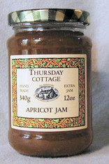 Thursday Cottage Preserves Jams Apricot 340g jar