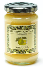 Thursday Cottage Lime Curd 312g jar