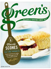 Greens English Scone Ready-To-Mix 240g