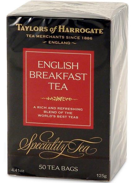 english breakfast teas