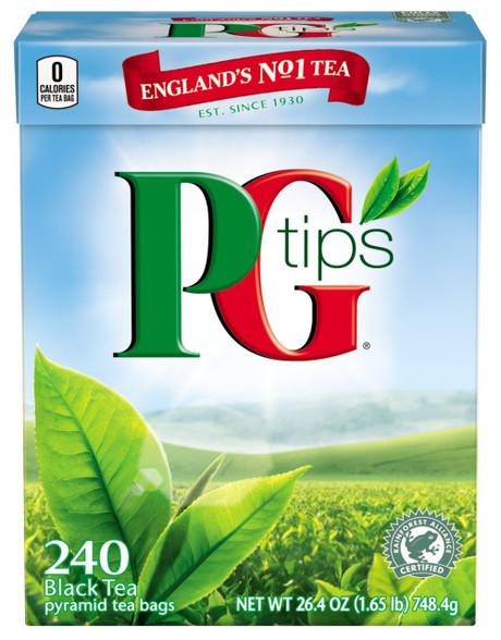 PG Tips 240s