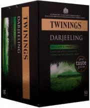 Twinings Darjeeling 50 tea bags