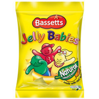 Bassetts Jelly Babies from the British shoppe