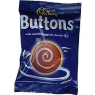 Cadburys Chocolate Buttons