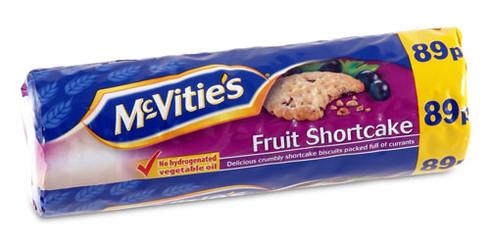 Mcvities shortcake biscuits