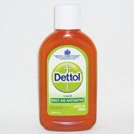 Dettol disinfectant