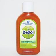 Dettol disinfectant