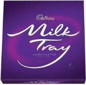 Cadbury milk tray 200g