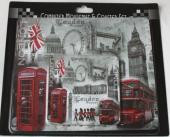 London Scene pack of 4 coasters