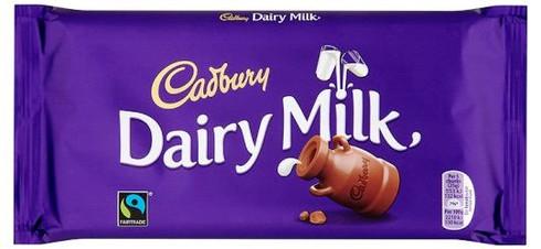 cadbury milk 200g